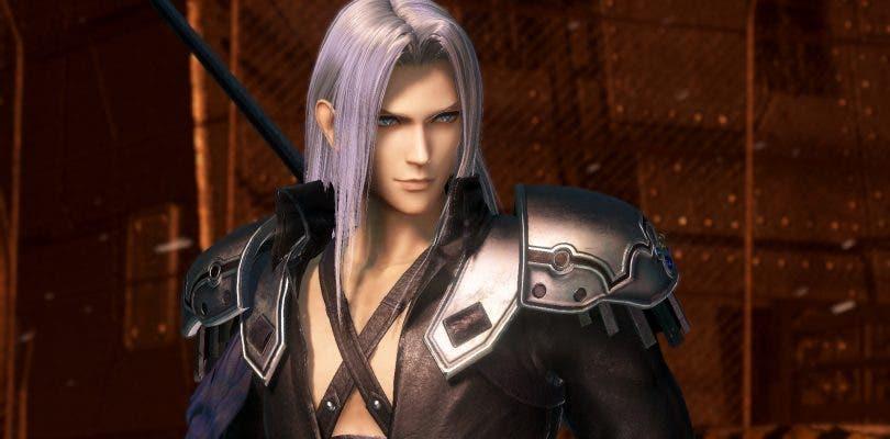 Dissidia Final Fantasy NT de PlayStation 4 muestra nuevas imágenes