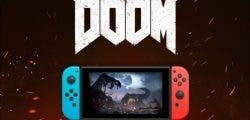 Así luce el tráiler de lanzamiento de DOOM en Nintendo Switch