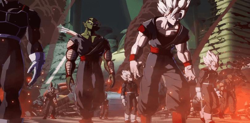 Nuevo tráiler de Dragon Ball FighterZ centrado en la historia