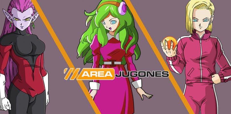 El nuevo y reforzado rol de poder de las mujeres en Dragon Ball Super