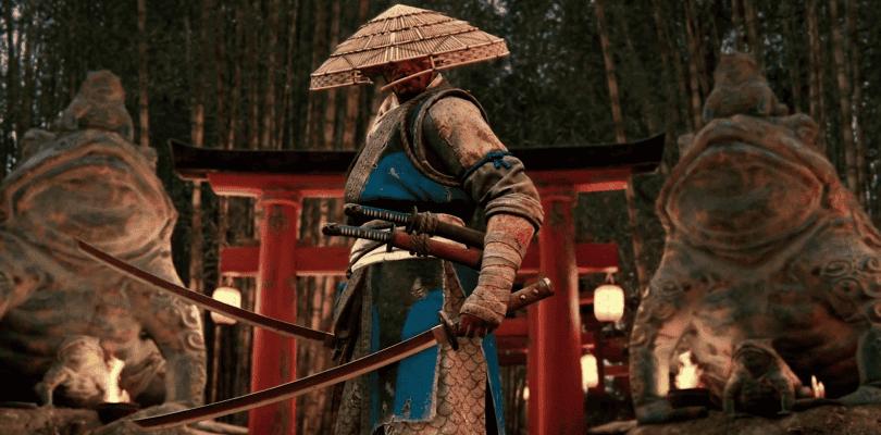 Ubisoft ha añadido un nuevo gesto para For Honor