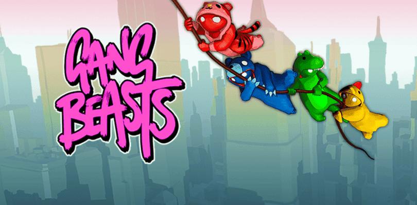 Descubrimos cuándo llegará el brawler Gang Beasts a PlayStation 4