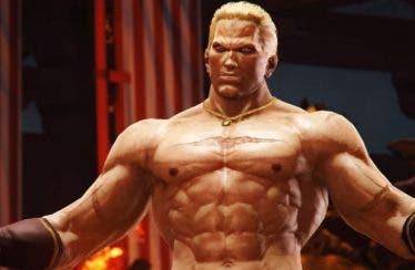 Se muestra el primer gameplay de Geese Howard en Tekken 7