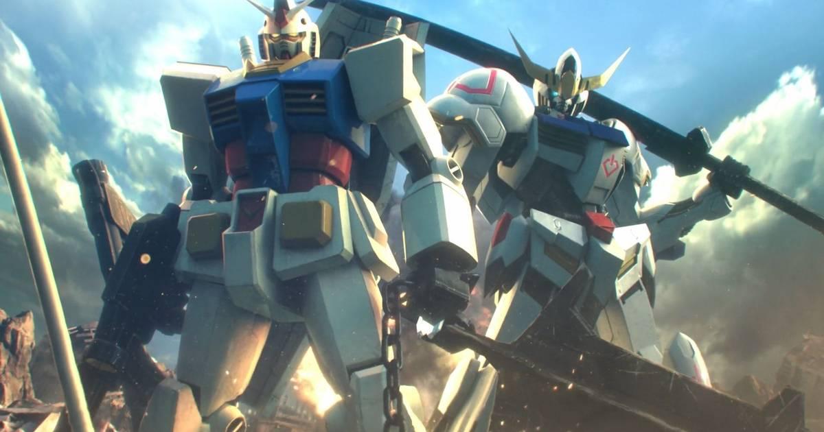 Imagen de Análisis Gundam Versus