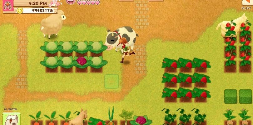 Harvest Moon Light of Hope detalla el contenido de su Pase de Temporada