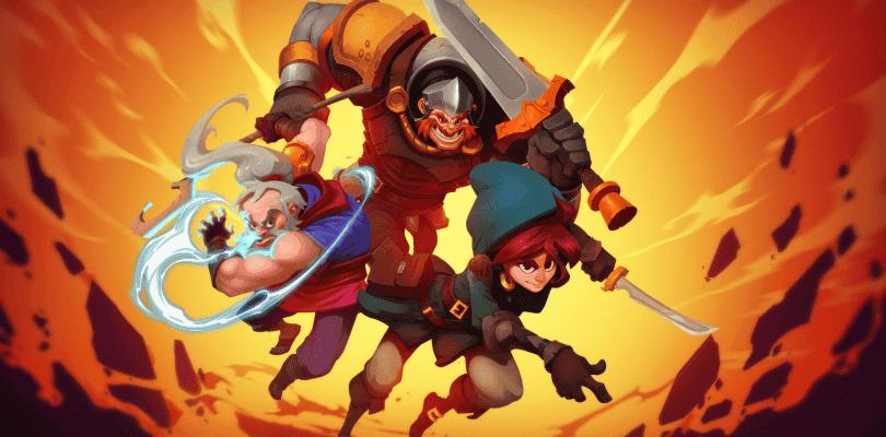 Has-Been Heroes ha recibido una gran expansión gratuita