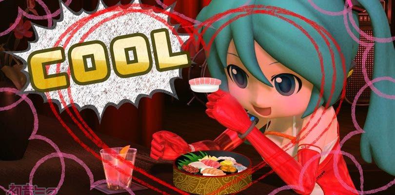 Anunciado un nuevo DLC para Hatsune Miku: Project Diva Future Tone