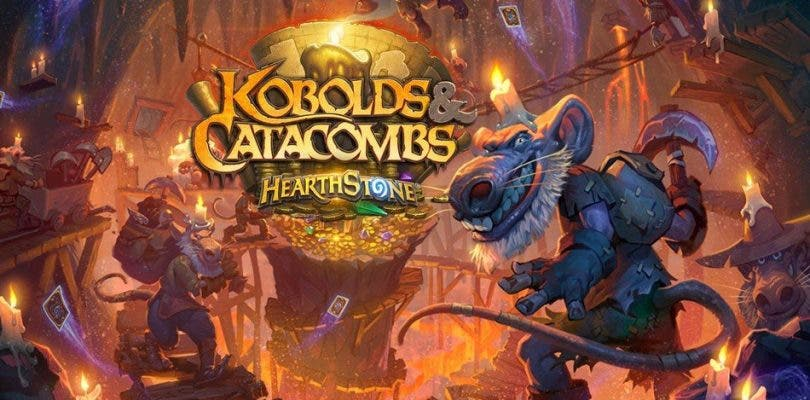 Hearthstone Kóbolds & Catacumbas