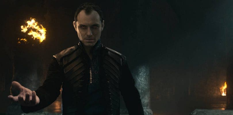 Así sería Jude Law como Mar-Vell en la película de Captain Marvel
