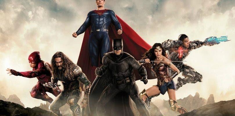 Las primeras impresiones de Justice League son agridulces