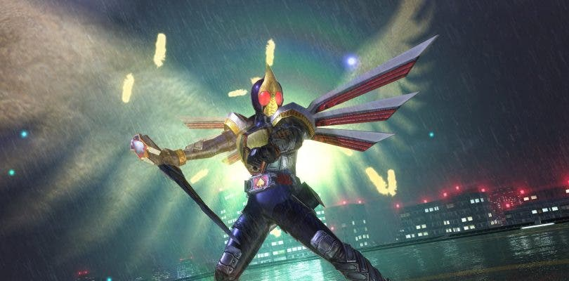 Kamen Rider: Climax Fighters exhibe una nueva galería de imágenes