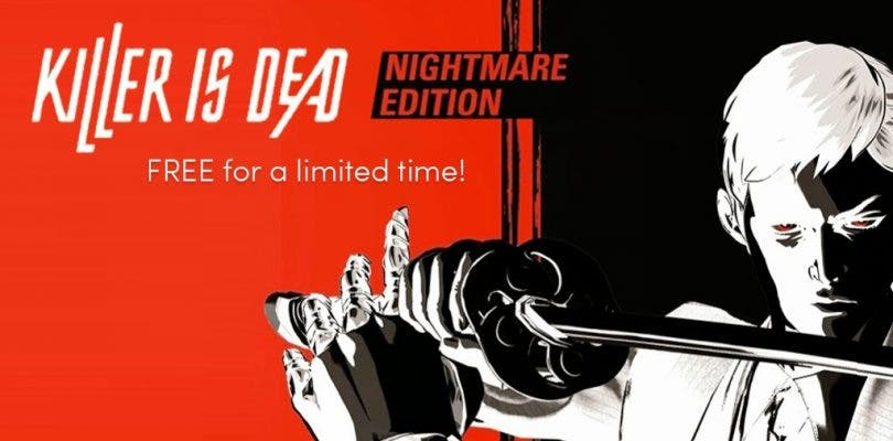 Consigue gratis Killer is Dead para PC por tiempo limitado