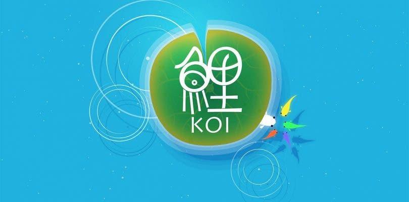 Koi DX llegará a eShop de Europa y Norteamérica la semana que viene