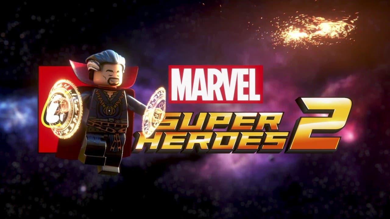 Analisis Lego Marvel Super Heroes 2 Areajugones