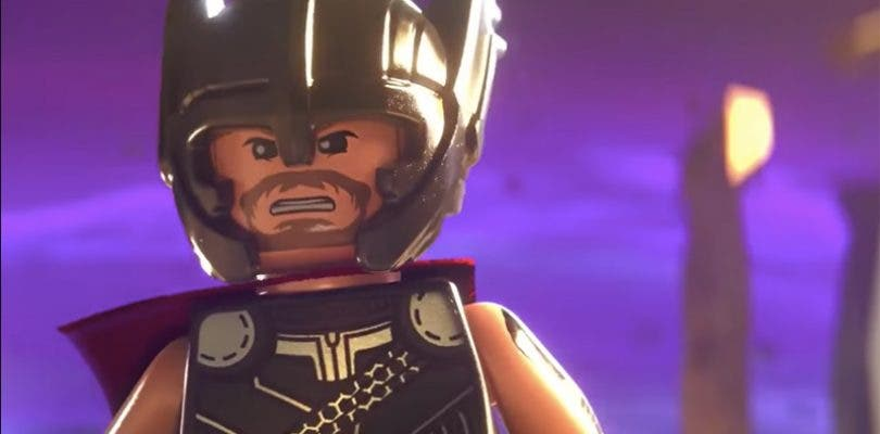 Nuevo tráiler de LEGO Marvel Super Heroes 2 protagonizado por Thor