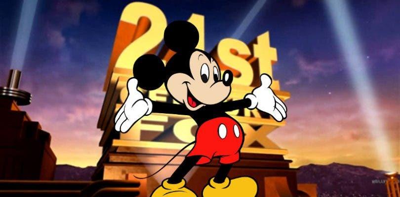 El acuerdo entre Disney y 20th Century Fox podría cerrarse pronto
