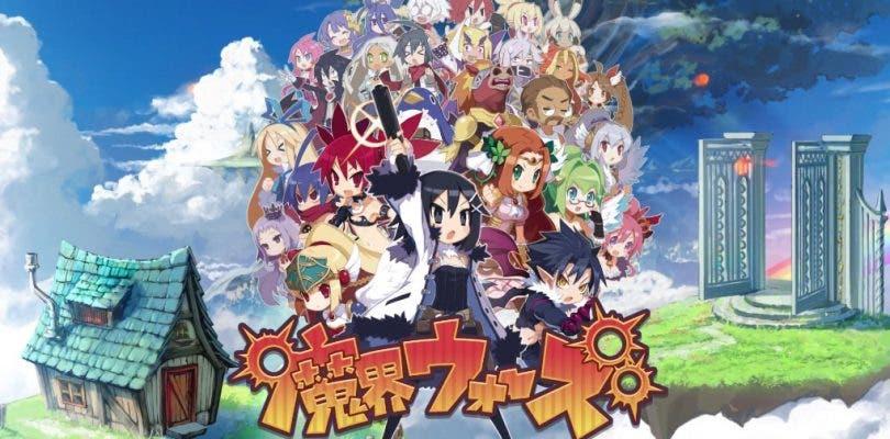 El RPG para móviles Makai Wars llegará a Japón el año que viene