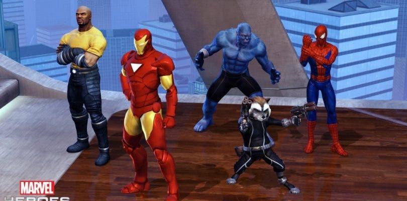 El cierre de Marvel Heroes se ha adelantado al día de hoy