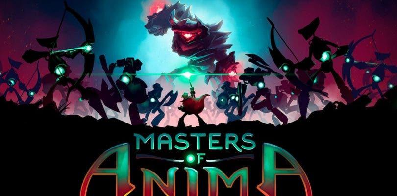Un nuevo tráiler muestra lo que nos encontraremos en Masters of Anima