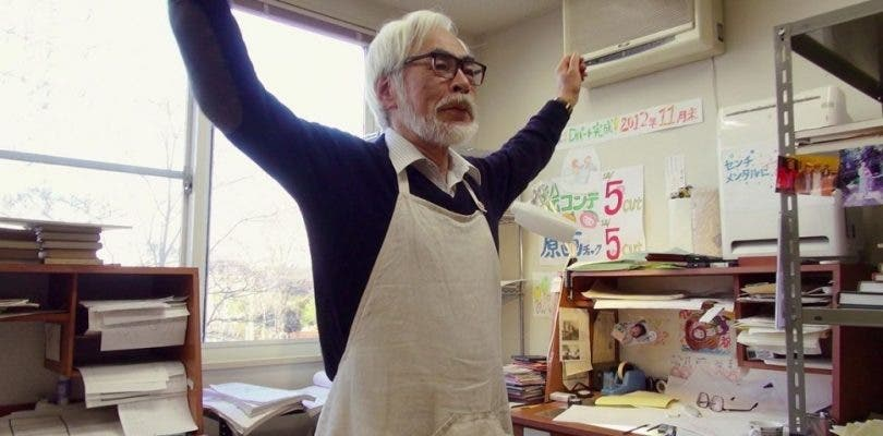 Revelado el género y tono de la nueva película de Hayao Miyazaki