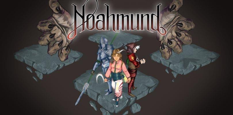 El RPG español Noahmund ya tiene fecha de estreno en Steam