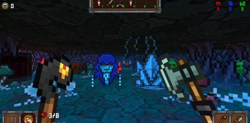 One More Dungeon llegará a Nintendo Switch el mes que viene