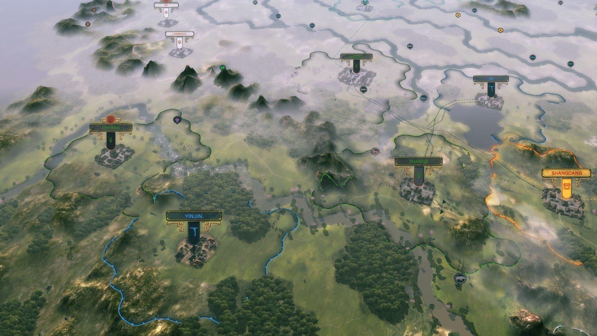 Oriental Empires 5