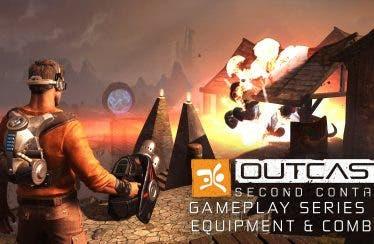 Outcast – Second Contact nos muestra sus armas y combate en vídeo