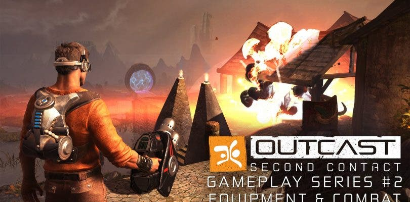 Outcast – Second Contact nos muestra sus armas y combate en vídeo