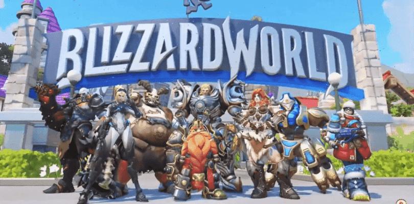 Blizzard World, el nuevo mapa de Overwatch, ya disponible en el PTR