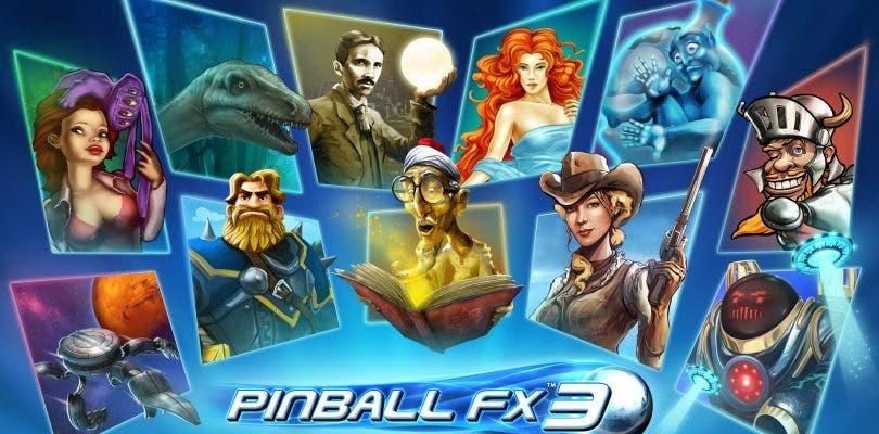 Pinball FX3 tendrá características exclusivas en Nintendo Switch