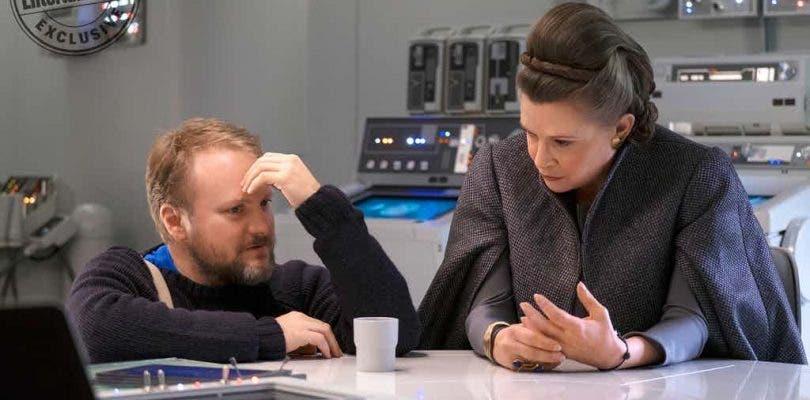 El director de Star Wars: Los Últimos Jedi responde a las malas críticas