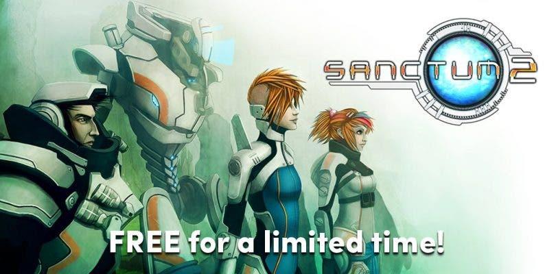 Sanctum 2 gratis para PC por tiempo limitado