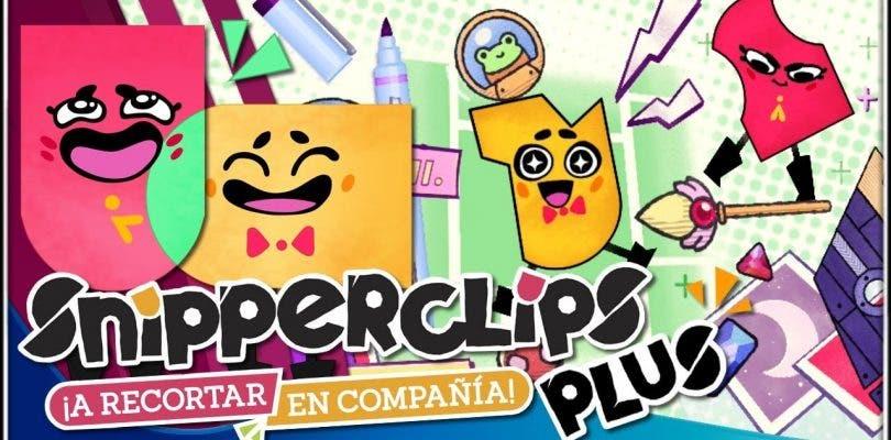 Snipperclips Plus: ¡A recortar en compañía! se luce en un nuevo vídeo