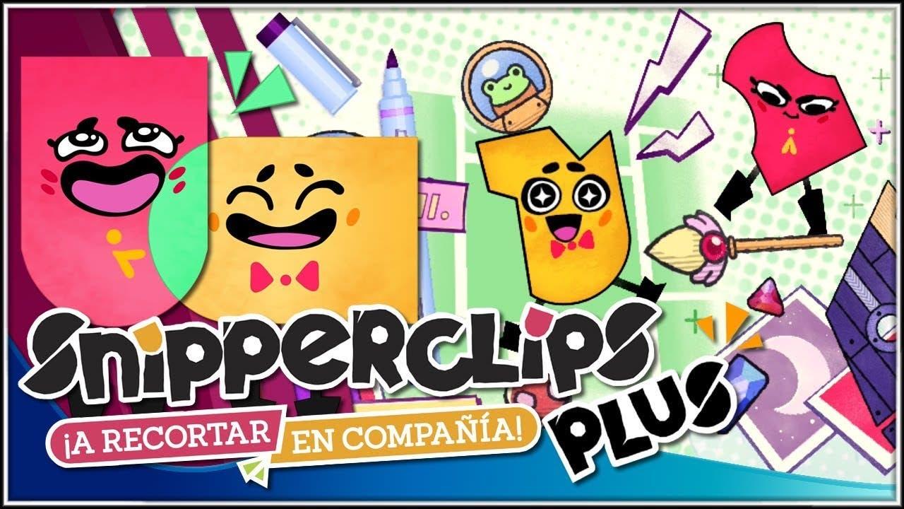 Imagen de Análisis Snipperclips Plus: ¡A recortar en compañía!