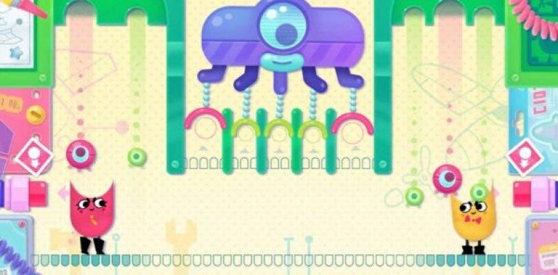 SnipperclipsPlus tendrá soporte para el mando Pro de Nintendo Switch