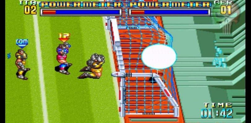 Soccer Brawl es el próximo título de Neo-Geo para Nintendo Switch