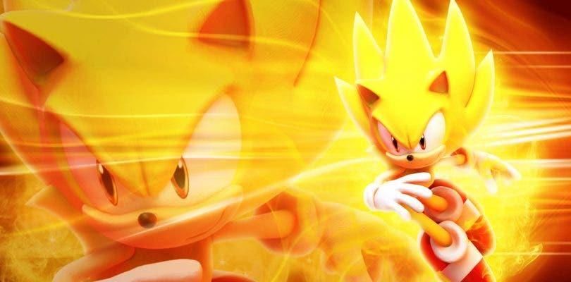 Super Sonic podría estar a punto de llegar a Sonic Forces