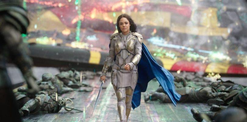 Tessa Thompson revela el estado de Valkiria tras Vengadores: Infinity War