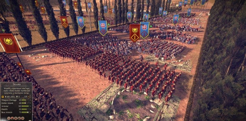 Creative Assembly esboza nuevo contenido para Total War: Rome II
