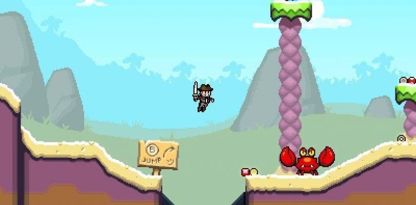 Treasurenauts sigue en desarrollo y llegará en 2018 para 3DS y Switch