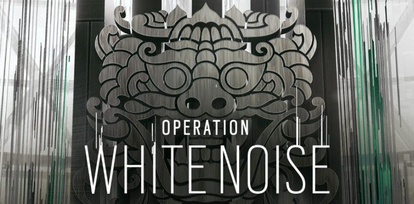 Anunciada Operation White Noise para Rainbow Six Siege