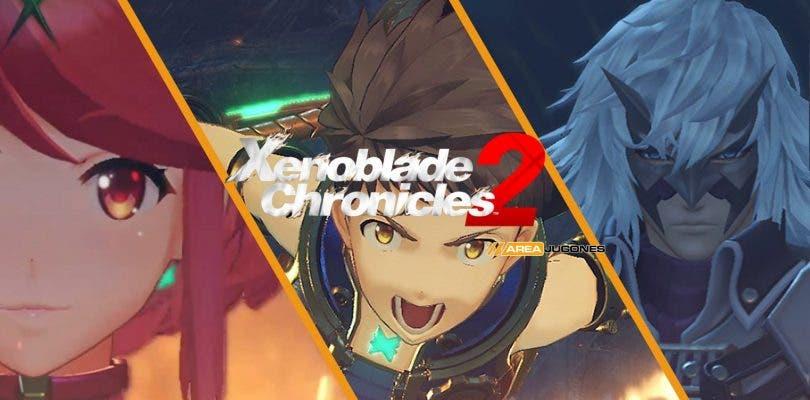 Resumen del Nintendo Direct sobre Xenoblade Chronicles 2