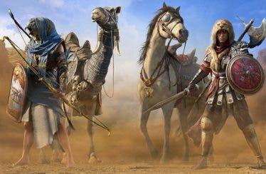 Revelado el pack DLC centurión romano para Assassin's Creed: Origins