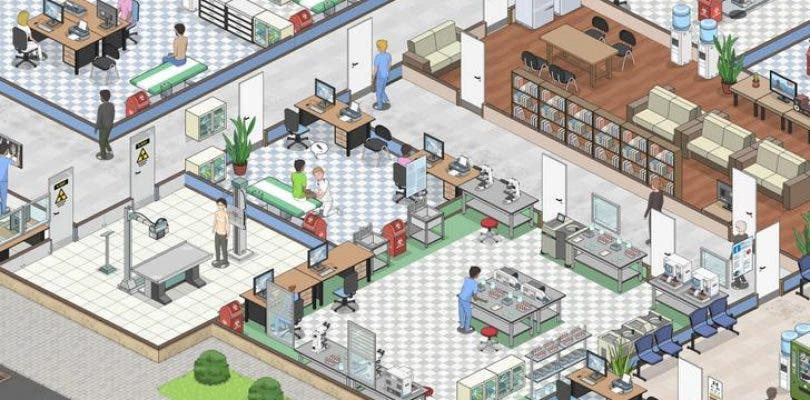 Project Hospital es una versión indie del clásico Theme Hospital