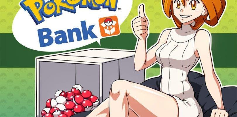 El Banco Pokémon ya permite los intercambios con las nuevas entregas