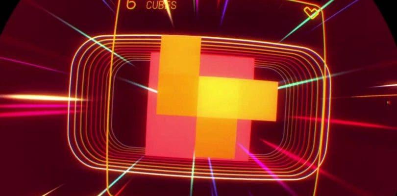 El fantástico juego de puzzles Superhypercube llega hoy a HTC Vive