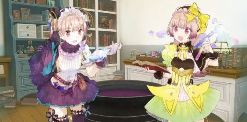 Nueva comparación gráfica en vídeo de Atelier Lydie & Suelle