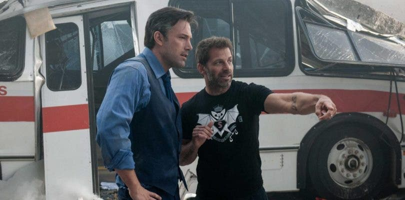 Warner Bros. consideró despedir a Zack Snyder tras Batman v Superman