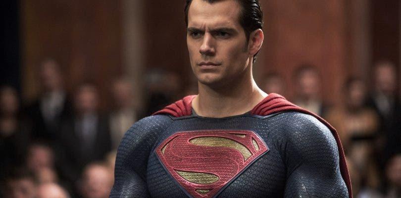 Henry Cavill seguirá siendo Superman tras Justice League